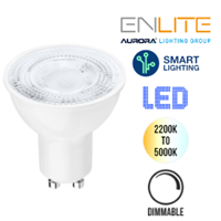 Aurora AONE Smart Dimmable 5.6W LED GU10 Tuneable White