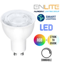 Aurora AOne Smart 5.6W LED GU10 RGB + Tuneable White