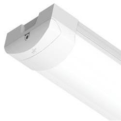 Ansell Proline 5ft Twin LED Batten Fitting Cool White