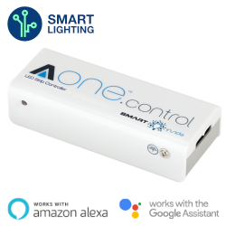 Aurora AOne Zigbee Smart Dimmable LED Strip Controller (RGB + Tuneable White)