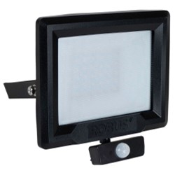 Robus HILUME 50W LED Floodlight with PIR