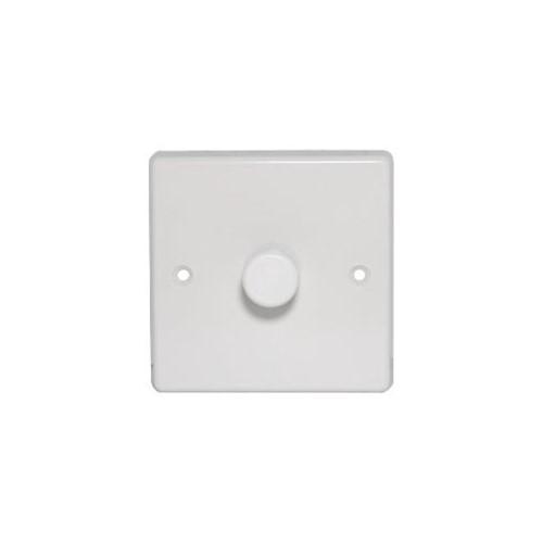 varilight 1 gang trailing edge led compatible dimmer. Black Bedroom Furniture Sets. Home Design Ideas