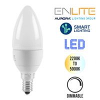 Aurora AONE Smart 5.8W LED Candle Bulb Small Screw In (SES/E14)