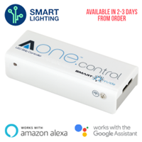 Aurora AOne Zigbee Smart Dimmable LED Strip Controller (Single Colour)