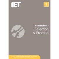 IET Slection & Erection Guidance Note 1