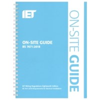 IET On Site Guide 18th Edition (2018)