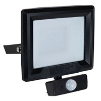 Robus HILUME 20W LED Floodlight with PIR