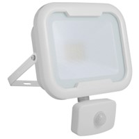 Robus REMY 30W LED Floodlight with Motion Sensor PIR White